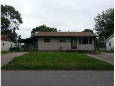 3 Bed 1 Bath Foreclosure Property in East Saint Louis, IL 62206 - Miskell Blvd