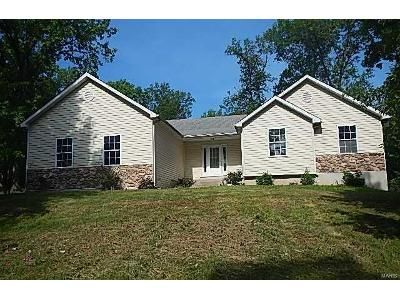 3 Bed 2 Bath Foreclosure Property in Troy, MO 63379 - Sugar Grove Rd