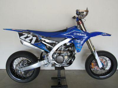 2017 Yamaha 250F