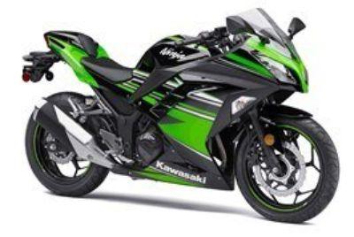 2017 Kawasaki NINJA 300 ABS KRT EDITION Sport Motorcycles Winterset, IA