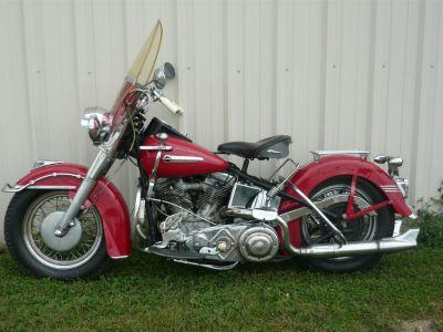 1949 Harley Davidson FL Hydra Glide Panhead