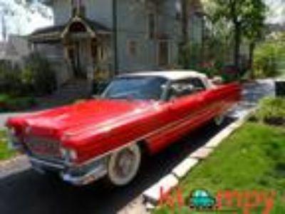 1964 Cadillac DeVille deVille