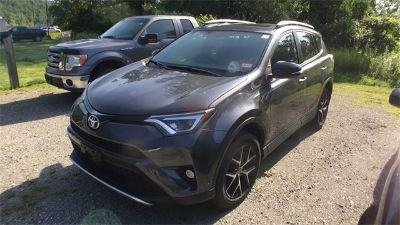 2016 Toyota RAV4 (Magnetic Gray Metallic)