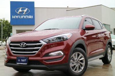 2018 Hyundai Tucson SEL (Gemstone Red)