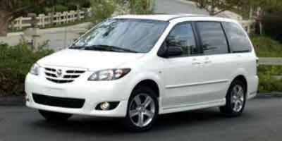 2004 Mazda MPV LX (Cosmic Sand Metallic)