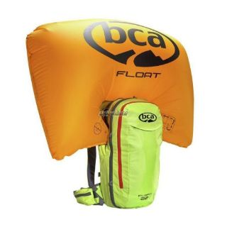 Sell Float 22 Avalanche Airbag - Lime motorcycle in Sauk Centre, Minnesota, United States, for US $499.95