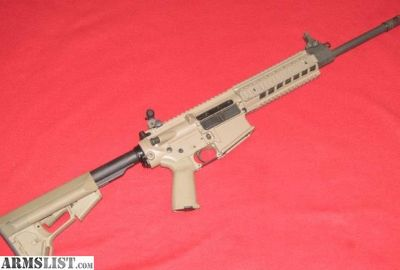 For Sale: Sig-Sauer 716 Patrol Rifle (7.62 NATO)
