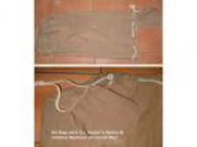 Australian Army KIT BAG- with Servicemans Name Number.