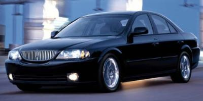 2005 Lincoln LS Base (Silver)