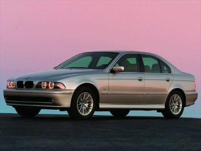 2001 BMW 5-Series 540i (X)