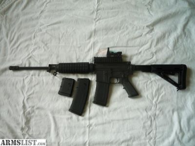 For Sale/Trade: Bushmaster Carbon 15