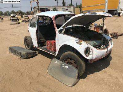 1967 Baja body