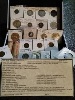 Awesome starter coin set