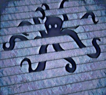 """""""3d Octopus"""""""