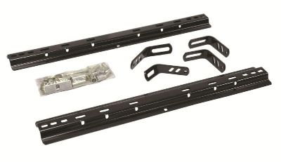 Sell Pro 30095 Fifth Wheel Rails & Install Includes Brackets & Hardware 4 Bolt Design motorcycle in Naples, Florida, US, for US $125.41