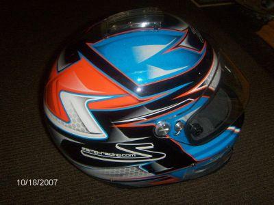 RZ-42 ZAMP Graphic Helmet