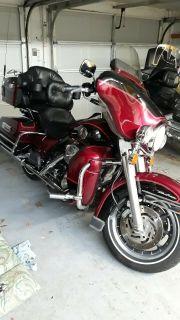2002 Harley-Davidson ELECTRA GLIDE ULTRA CLASSIC