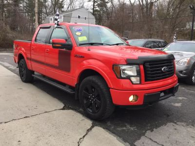 2012 Ford F-150 FX4 (Race Red)