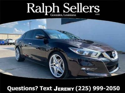Used 2016 Nissan Maxima 4dr Sdn