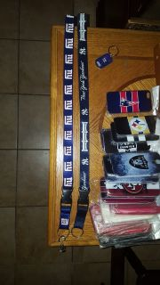 New NFL Lanyards and Key holders