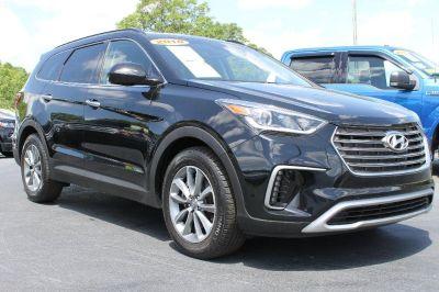 2018 Hyundai Santa Fe SE (Black Pearl)
