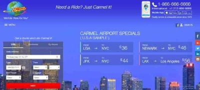 NYC Airport Limousine | Book Your Ride Online Now – Carmellimo