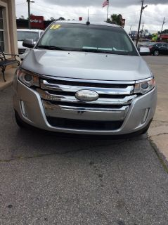 2013 Ford Edge Limited (Silver Or Aluminum)