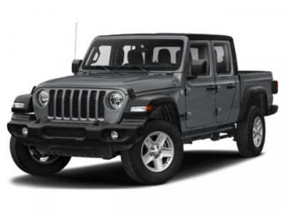 2020 Jeep Gladiator Overland (Black Clearcoat)