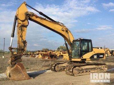 Cat 320DL Track Excavator