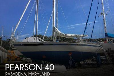 1980 Pearson 40