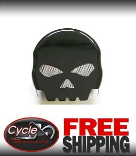 Buy HARLEY DAVIDSON DRAG BLACK CUSTOM SKULL HORN COVER motorcycle in Hartford City, Indiana, US, for US $33.99