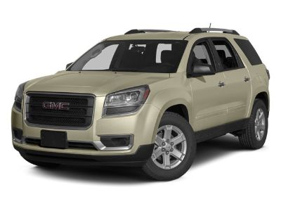 2014 GMC Acadia SLT-2 (White Diamond Tricoat)