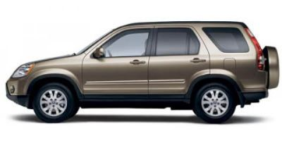 2006 Honda CR-V Special Edition (Black)