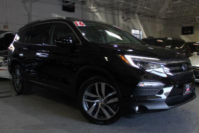 2016 Honda Pilot AWD 4dr Elite w/RES & Navi (Crystal Black Pearl)