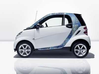 Sell Genuine Smart Fortwo Smart Art Sticker Trim Foil Self-Adhesive OEM motorcycle in Winter Springs, Florida, US, for US $321.99