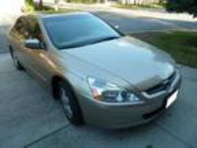 HONDA Accord Silver 2004