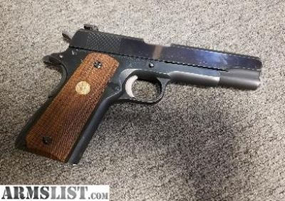 For Sale: Series 70 Colt 1911 1972