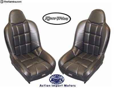 Race-Trim Suspension Seats Set