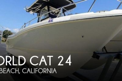 1999 World Cat 246SF/CC