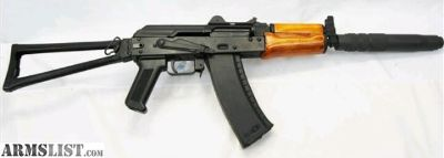 For Sale: ITM AK-74 Bulgarian Krinkov 5.45x39