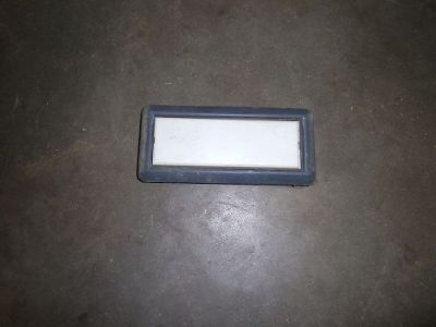 Buy Interior Light Housing w/ Lens - 88-98 Chevy/GMC Truck motorcycle in Brenham, Texas, United States, for US $15.00