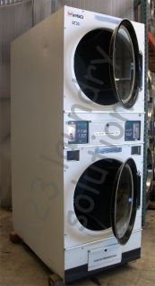 IPSO Stack dryer 120v 60hz 1ph L28STK30K White