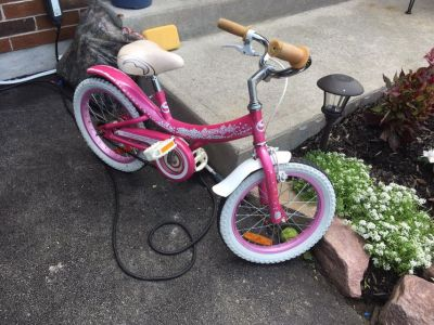 Cream Soda Bicycle for Girl - Bicyclette pour fille