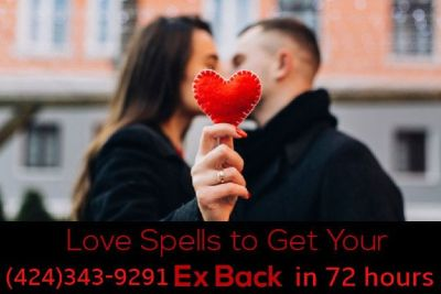 love spell to bring hem / her back in 72 hours guaranteed (424) 343-9291