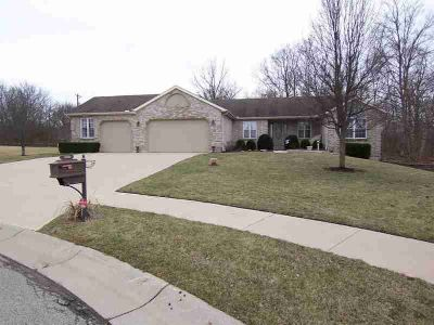589 East Brooke Drive Monroe, Amazing Ranch home with 4