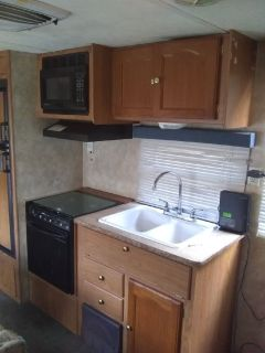 Camper, bunkhouse for  month to month rental