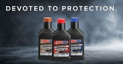 Independent Amsoil oil dealer