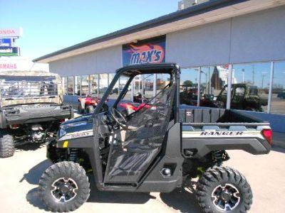 2019 Polaris Ranger XP 1000 EPS Premium Utility SxS Abilene, TX