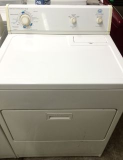 Roper by Whirlpool Electric Dryer in White