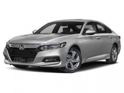 2019 Honda ACCORD SEDAN EX-L 1.5T (White)